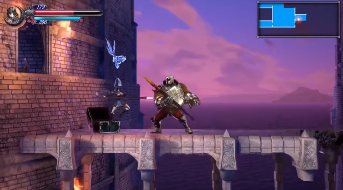 Bloodstained E3 2017 Demo Gameplay Analysis