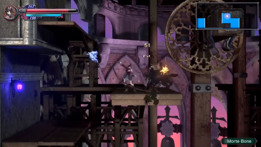 Bloodstained E3 2017 Trailer - Leather Whip
