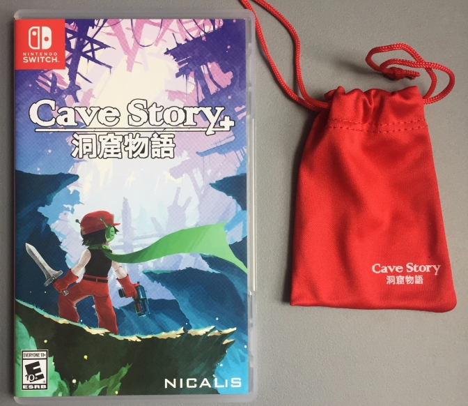 Cave Story+ Special Edition for Nintendo Switch