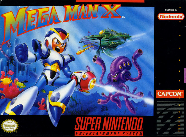 Mega Man X (SNES) Review