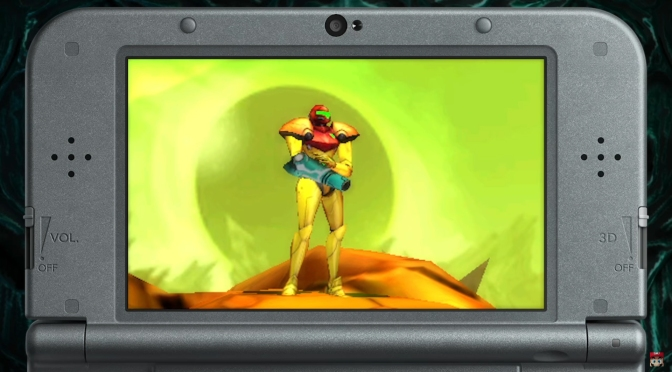 Two Metroid Games Announced at E3 2017