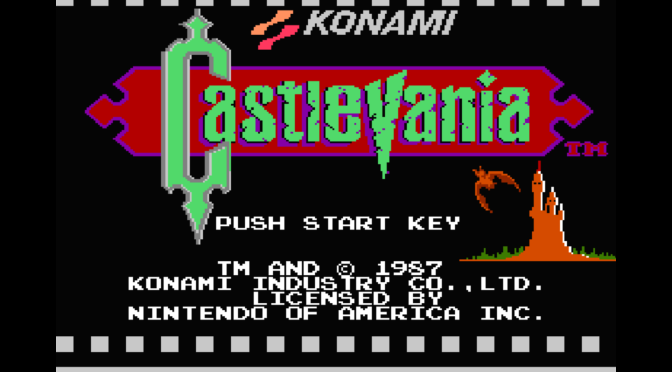 Castlevania (NES) Review