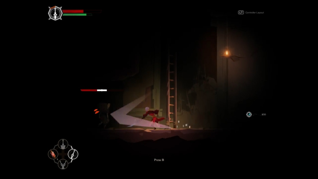 Unformed - Dark Cave Gameplay