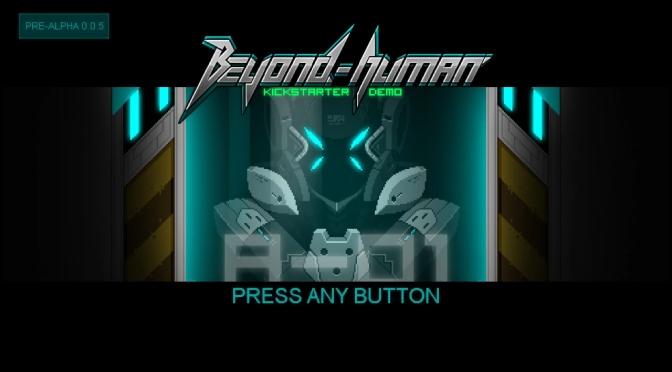 Beyond Human – Kickstarter Spotlight