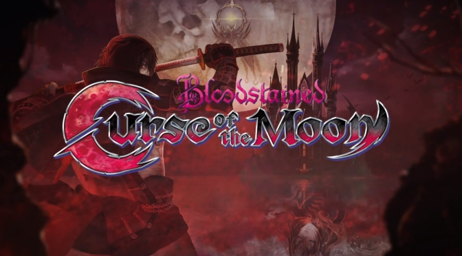 Bloodstained: Curse of the Moon Announcement Trailer
