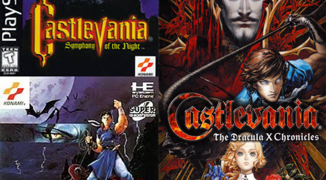 Castlevania Collection Rumored for PS4 Release
